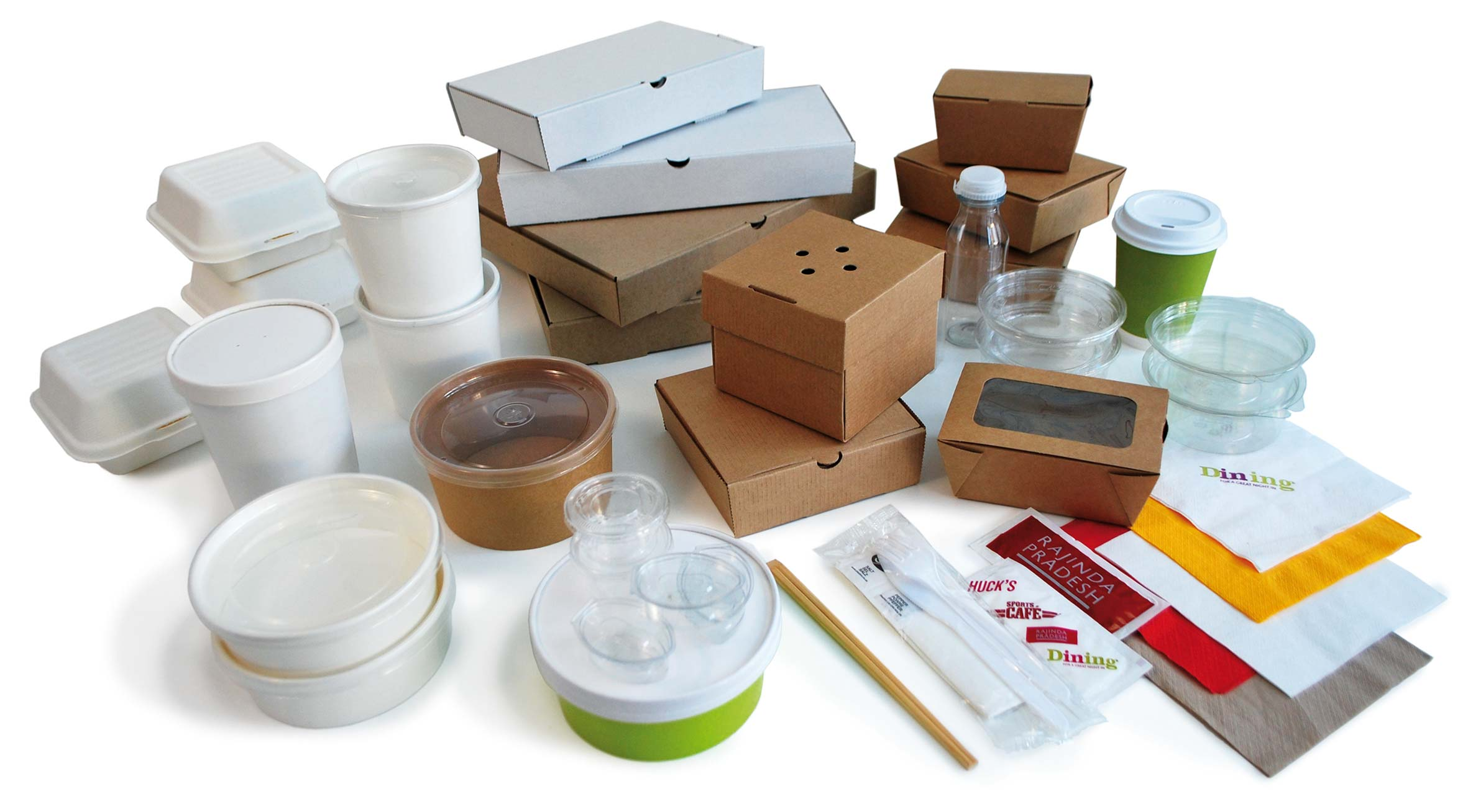 takeaway products